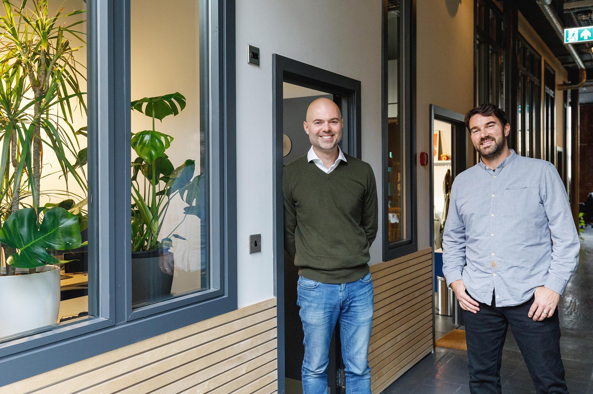 Brendan & Giles - Studio 4