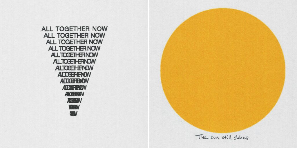 Ryan Carl 'All Together Now' and 'The Sun Still Shines'