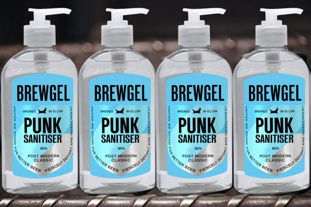 BrewDog 'Punk Sanitiser'