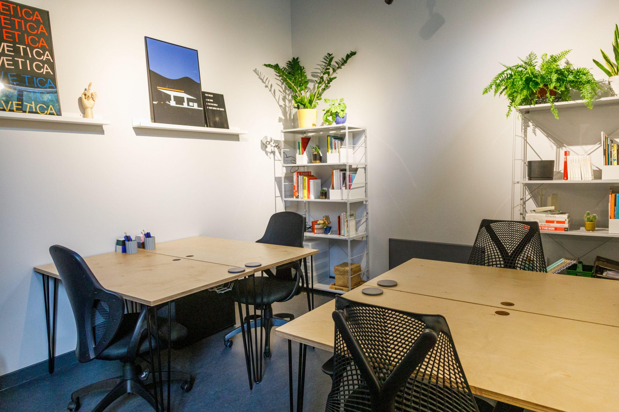 Gather Round private studio