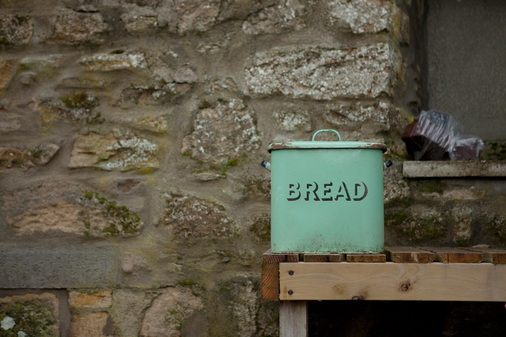 Bread Tin, Do Sourdough, Andrew Whitley