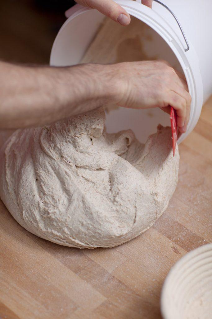 Dough, Do Sourdough, Andrew Whitley