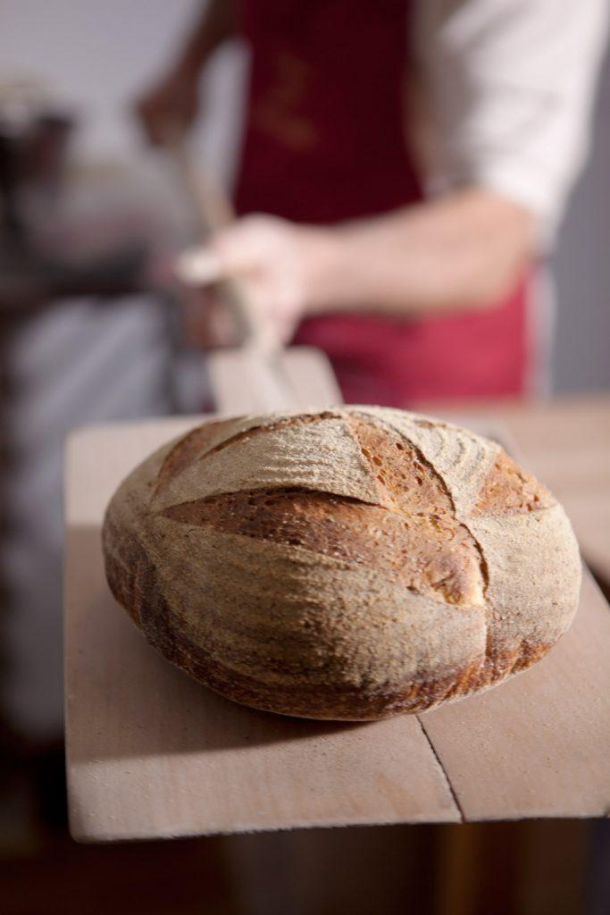 Sourdough loaf, Do Sourdough, Andrew Whitely